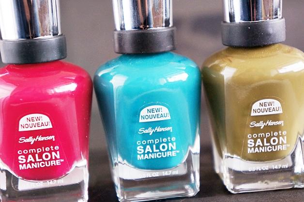sally hansen complete salon manicure big shiny big matte top coat topcoat 6 - Sally Hansen lentenieuwtjes