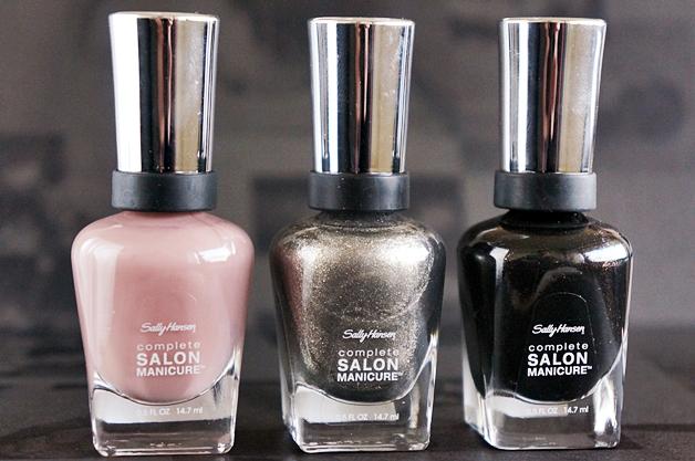 sally hansen complete salon manicure januari 2014 1 - 3x Sally Hansen complete salon manicure