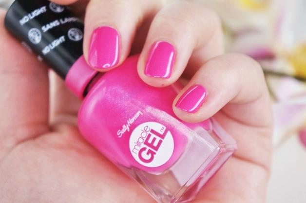 sally hansen miracle gel love pinks 8 - Sally Hansen Miracle Gel | Love Pinks collectie