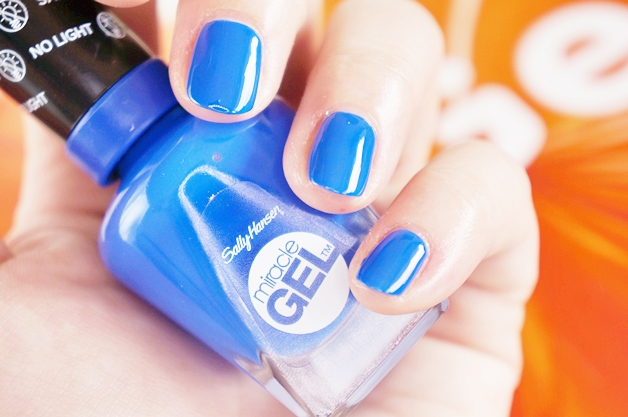 sally hansen miracle gel review 8 - Sally Hansen miracle gel nagellak