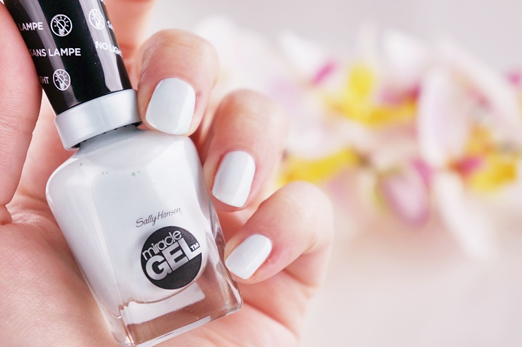 sally hansen miracle gel shock wave tea party 5 - Sally Hansen Miracle Gel | Shock Wave & Tea Party