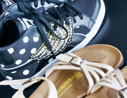sarenza juni 2013 1 - New in! | Reebok sneakers, Birkenstock sandalen & Shwings