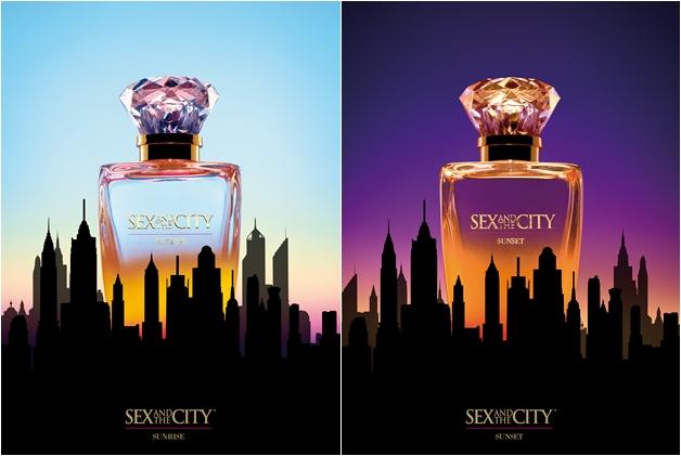 satcsunrisesunset6 - Sex and the City | Sunrise & Sunset EdT