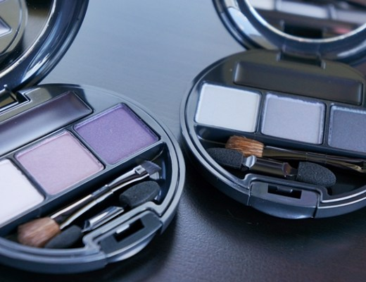 sensaimakeup2012augustus2 - Sensai eyeshadow palettes Yomogi & Benifuji