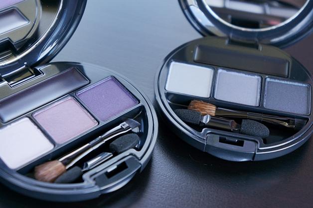 Sensai eyeshadow palettes Yomogi & Benifuji