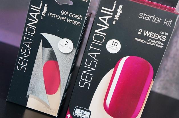 sensationail 1 - SensatioNail, gel polish voor thuisgebruik