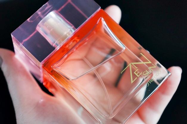 shiseido zen sun 2 - 3 from 1   Parfums: Thierry Mugler, Chloé & Shiseido