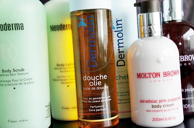 skincare dermolin molton brown neoderma 1 - New bodycare | Dermolin, Molton Brown & Neoderma