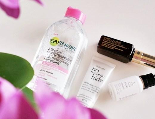 skincare routine maart 2015 1 - Mijn skincare routine (maart 2015)