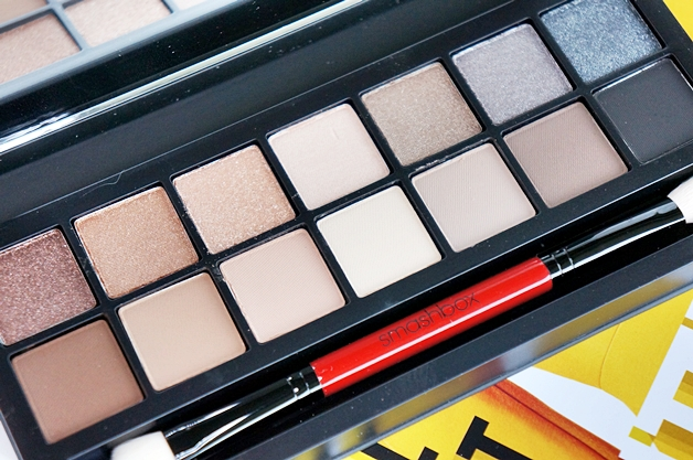 smashbox full exposure palette 4 - Favoriete beautyproducten november 2014