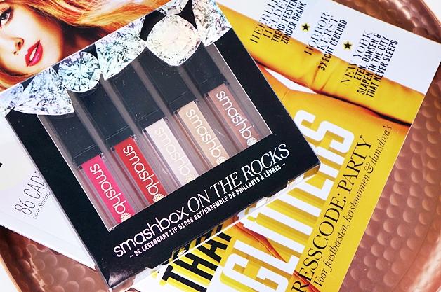 smashbox on the rocks be legendary lip gloss set 1 - Smashbox | Be Legendary lip gloss set