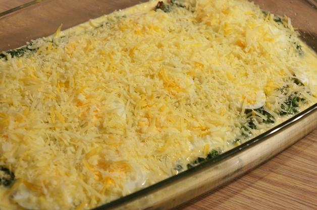 sonjabakkerlidl10 - Recept | Spinazie ovenschotel