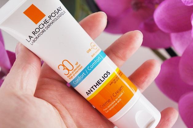 spf zonnebrandcrème crème gezicht gevoelige zongevoelige huid 6 - 5 x crème met SPF voor de gevoelige huid