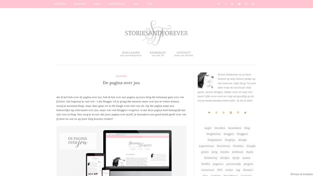 storiesandforever blog - Blogs I love   Must reads over bloggen