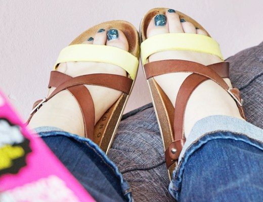 summer feet how to 2 - How to | Summer Feet + leuke sandaaltjes tips