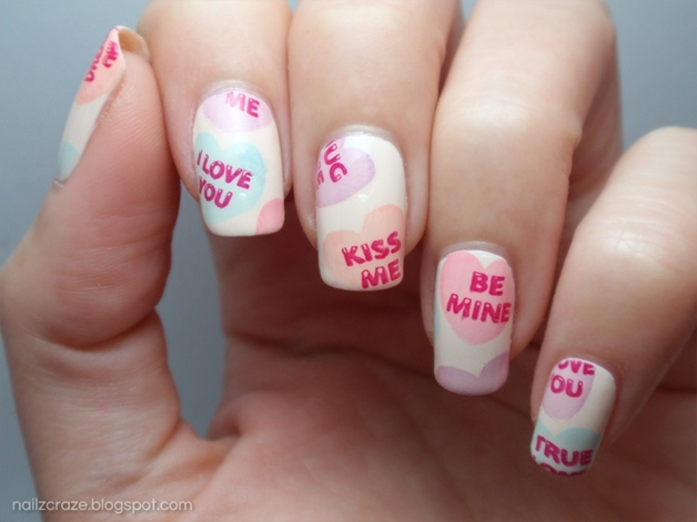 summer nail art inspiratie 2 - Inspiratie | Soft summer nail art