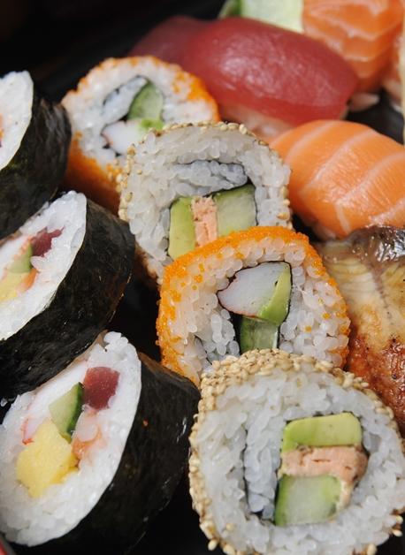 Hotspot koi sushi grill arnhem feel for Koi sushi arnhem