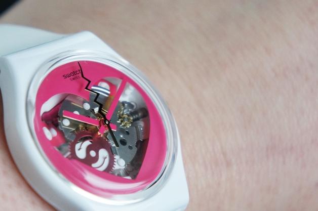 swatch a la folie2 - Valentijn tip! | Swatch 'A La Folie' horloge