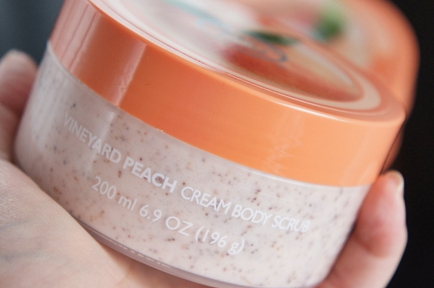 tbsvinyardpeach2 - The Body Shop | Special Edition 'Vineyard Peach' producten