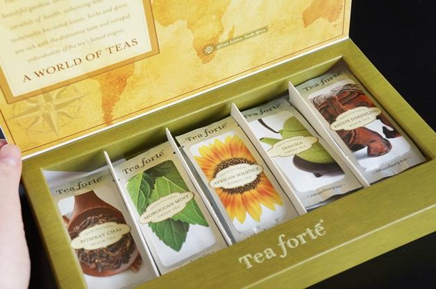 tea forté 4 - Love it! | Tea forté