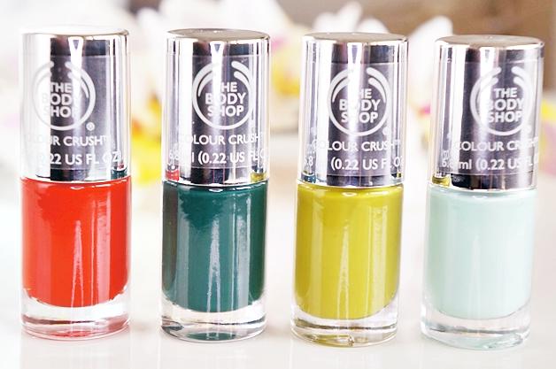 the body shop colour crush nails nagellak 2 - The Body Shop colour crush nails