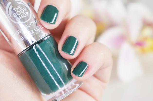 the body shop colour crush nails nagellak 4 - The Body Shop colour crush nails