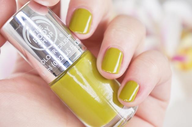 the body shop colour crush nails nagellak 5 - The Body Shop colour crush nails