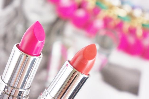 the body shop colour crush shine lipstick 2 - The Body Shop colour crush shine lipsticks