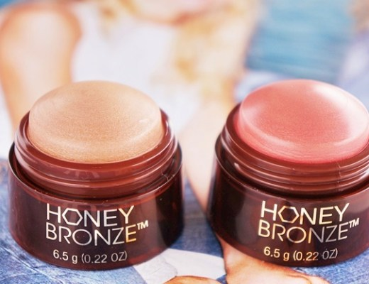 Honey Bronze highlighting dome