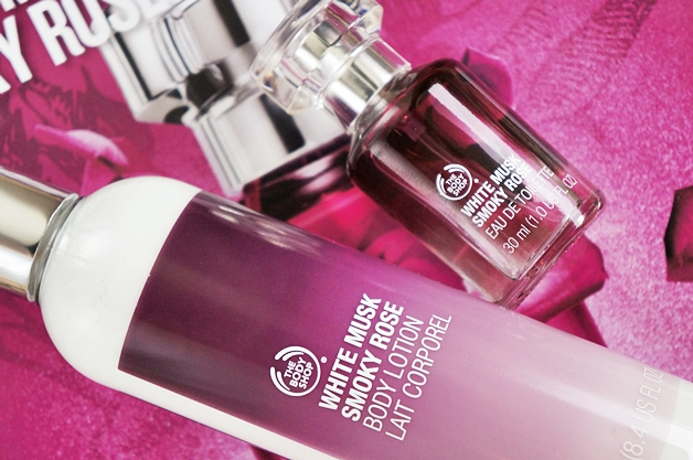 the body shop white musk smoky rose 1 - The Body Shop | White musk smoky rose