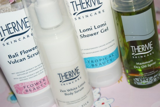 therme1 - Review: Therme Skincare producten