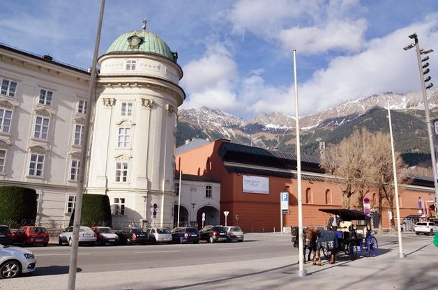 tirol oostenrijk reisverslag travel 12 - Travel report | Tirol dag 2: Kerst in Innsbruck