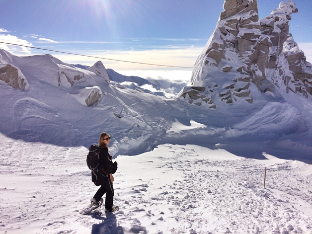 tirol oostenrijk reisverslag travel 23 - Travel report | Tirol dag 3: De Hintertuxer gletsjer