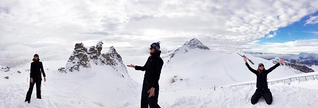 tirol oostenrijk reisverslag travel 25 - Travel report | Tirol dag 4: IJsgrotten en snowboardles