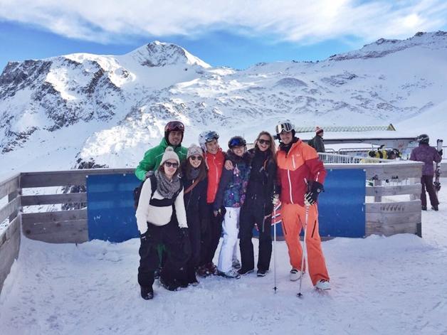 tirol oostenrijk reisverslag travel 26 - Travel report | Tirol dag 4: IJsgrotten en snowboardles