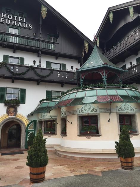 tirol oostenrijk reisverslag travel 6 - Travel report | Tirol dag 1: Winkelen & Wellness