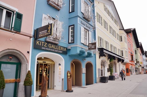 tirol oostenrijk reisverslag travel 7 - Travel report | Tirol dag 1: Winkelen & Wellness
