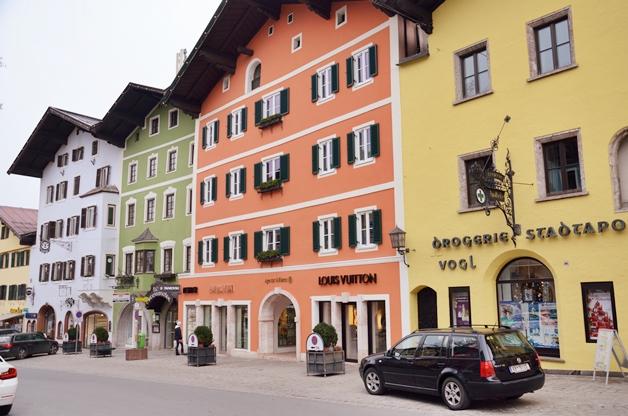 tirol oostenrijk reisverslag travel 8 - Travel report | Tirol dag 1: Winkelen & Wellness