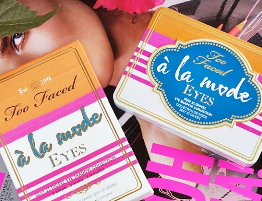 too faced a la mode eyes palette 1 - Too Faced | A la mode eyes palette