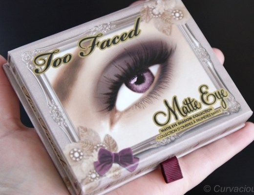 toofacedmattepalette1 - Too Faced | Matte Eye Palette (+ look)