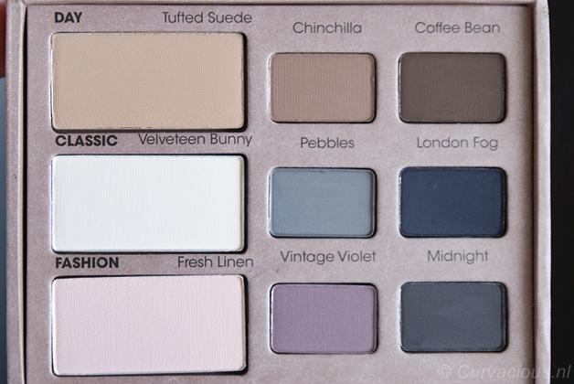 toofacedmattepalette3 - Too Faced | Matte Eye Palette (+ look)