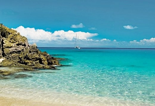 top 10 mooiste stranden st barts - De 10 mooiste stranden ter wereld