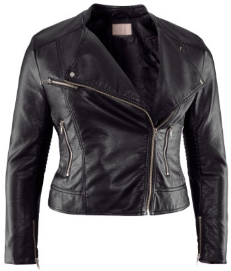 top 10 plussize leather jackets 7 - Plussize | 10 x biker jackets