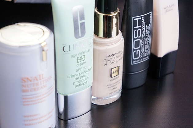 top5foundationsbbcreams2 - Mijn top 5 | Foundations & BB Creams