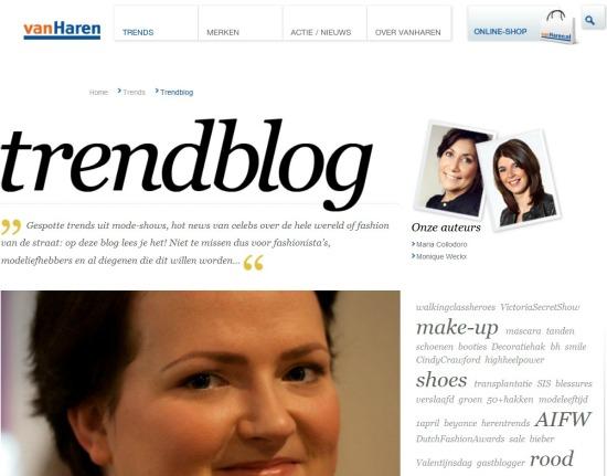 trendblog - Nieuwtje | Gastblogger voor Van Haren Trendblog