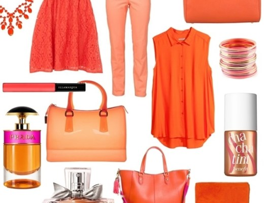 trendpagina juni oranje - Kleurthema juni | Orange it is!