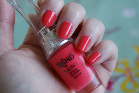 trindcaringnailcolorssummer1 - Trind Caring Colors zomercollectie (give-away!)