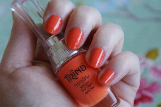 trindcaringnailcolorssummer7 - Trind Caring Colors zomercollectie (give-away!)