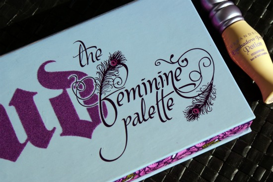 urbandecayfeminine1 - Urban Decay The Feminine Palette - foto's, swatches en review