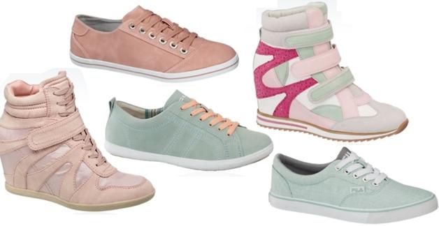 vanharen1 - Inspiratie | Pastelkleurige sneakers